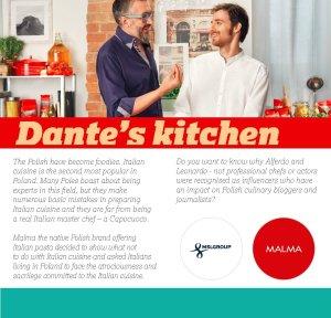 kuchnia dantego mini