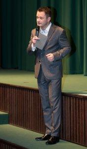 11.02.2014 , Warszawa , Oficjalna inauguracja dzialalnosci Fundacji Kulczykow n/z Jaroslaw Kuzniar fot. Andrzej Iwanczuk/REPORTER