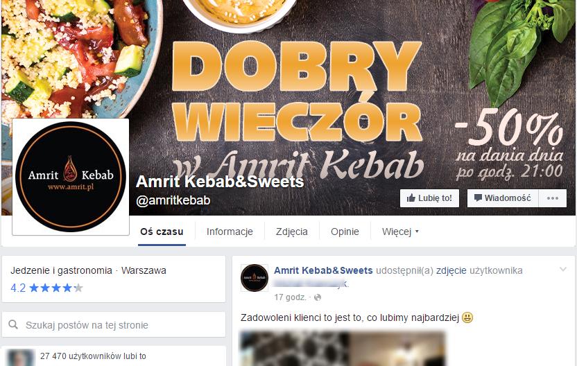 Amrit Kebab Sweets