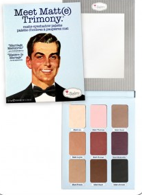 theBalm Meet Matt e Trimony paleta cieni sklep Let s Beauty.pl