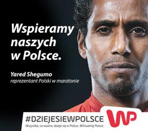 Key visual nowej odsłony kampanii WP