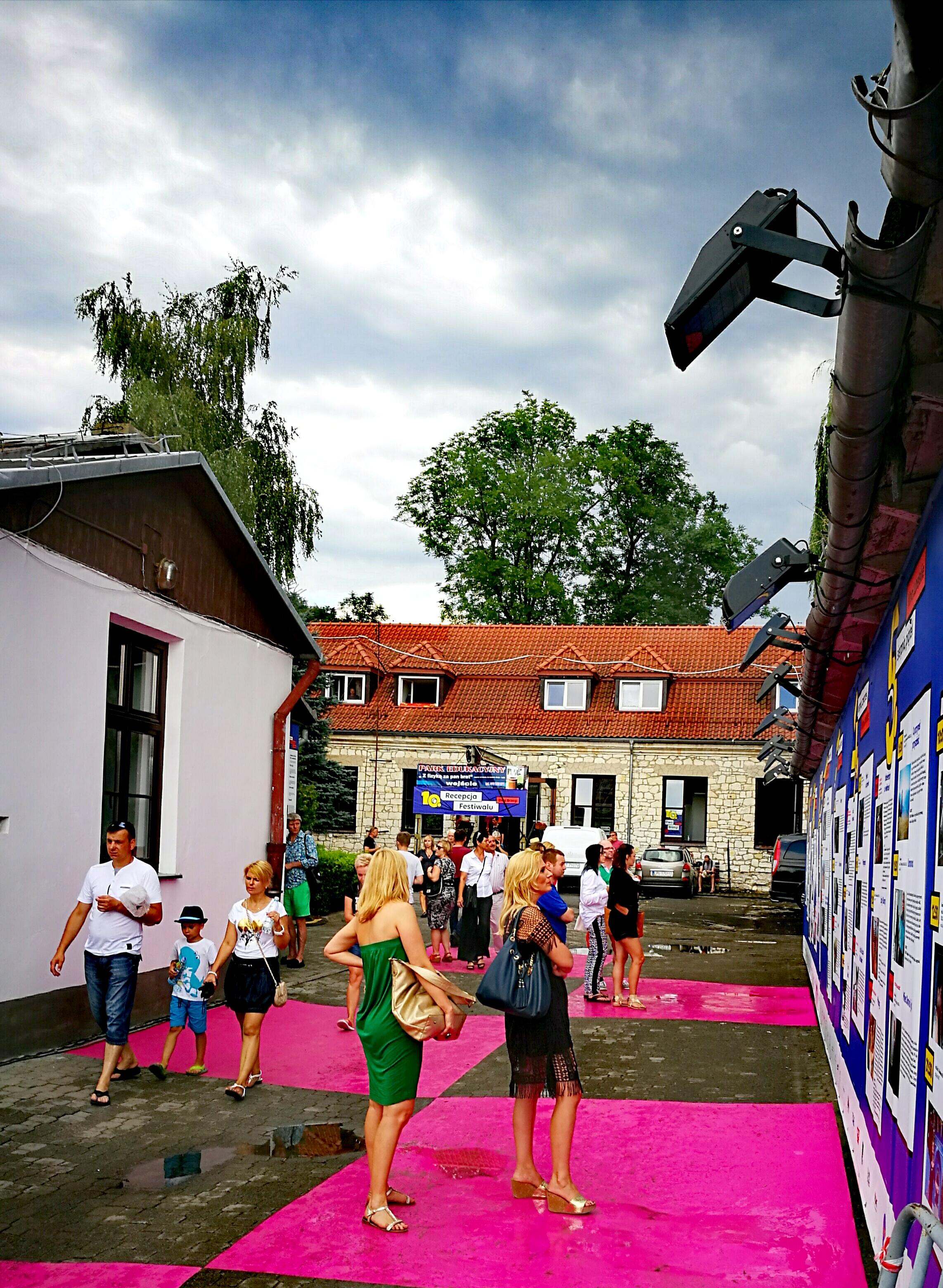 """Festiwal """"Dwa Brzegi"""", fot. D. Łukawski"""