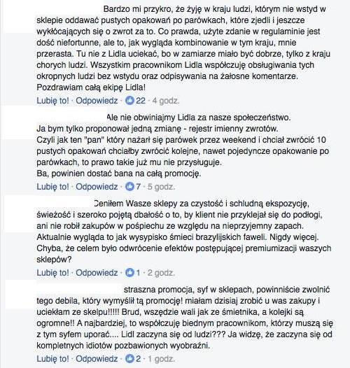 Źródło: fb.com/LidlPolska