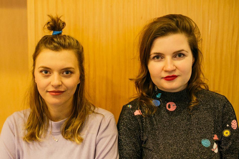 Magda Ciereszko i Joanna Wojnikło/ fot. Facebook/ Klub Twórców Reklamy