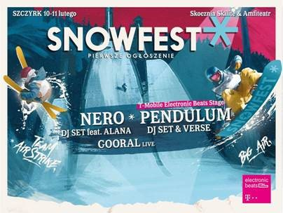 Snow Fest Electronic Beats