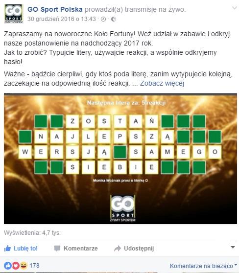 GO Sport Polska