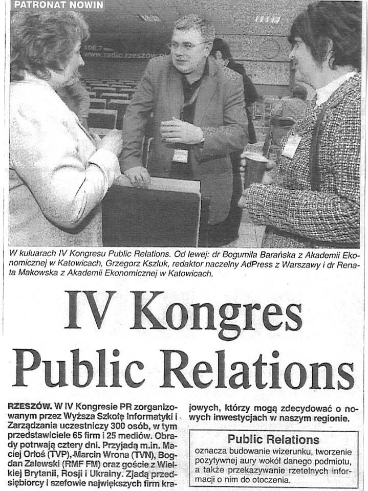 kongres profesjonalistów public