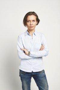 Daria Dziewiecka Fot. Pawel Kiszkiel / Agencja Gazeta