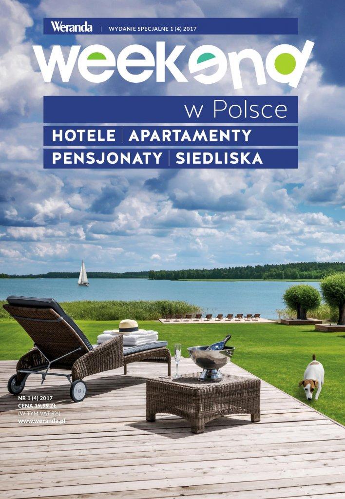 Okladka weekend w Polsce