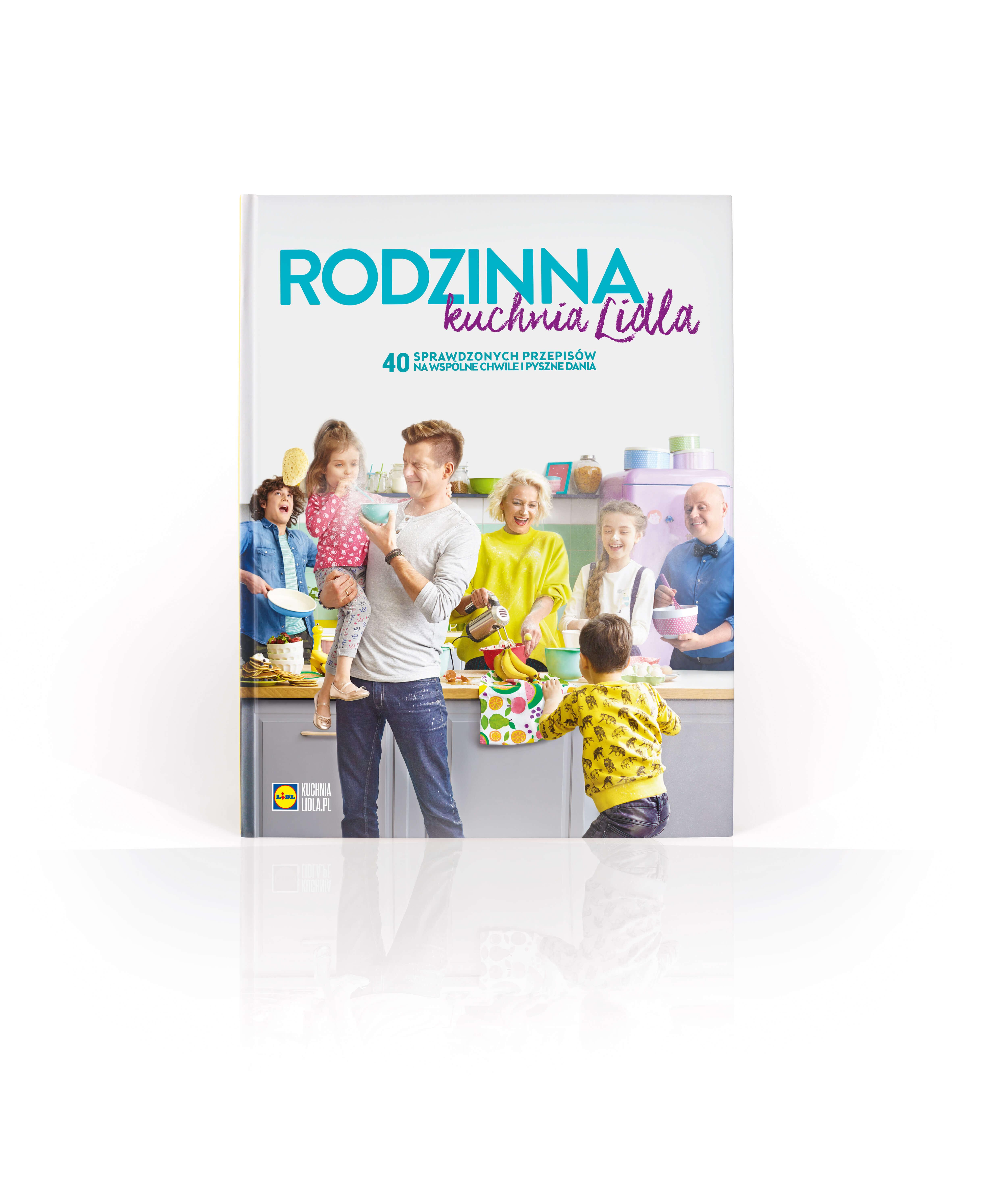 Lidl Wydaje 6 Książkę Kucharską Rodzinna Kuchnia Lidla
