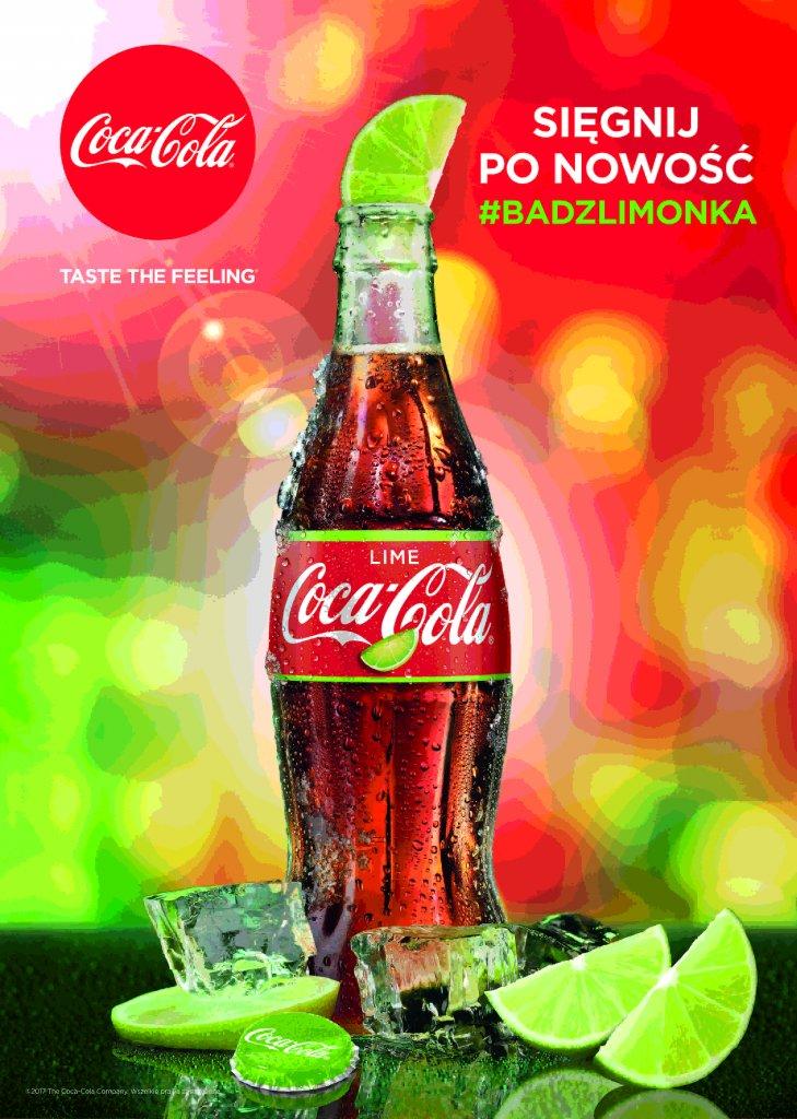 Coca-Cola Lime_KV