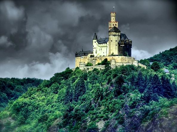 zamek marksburg