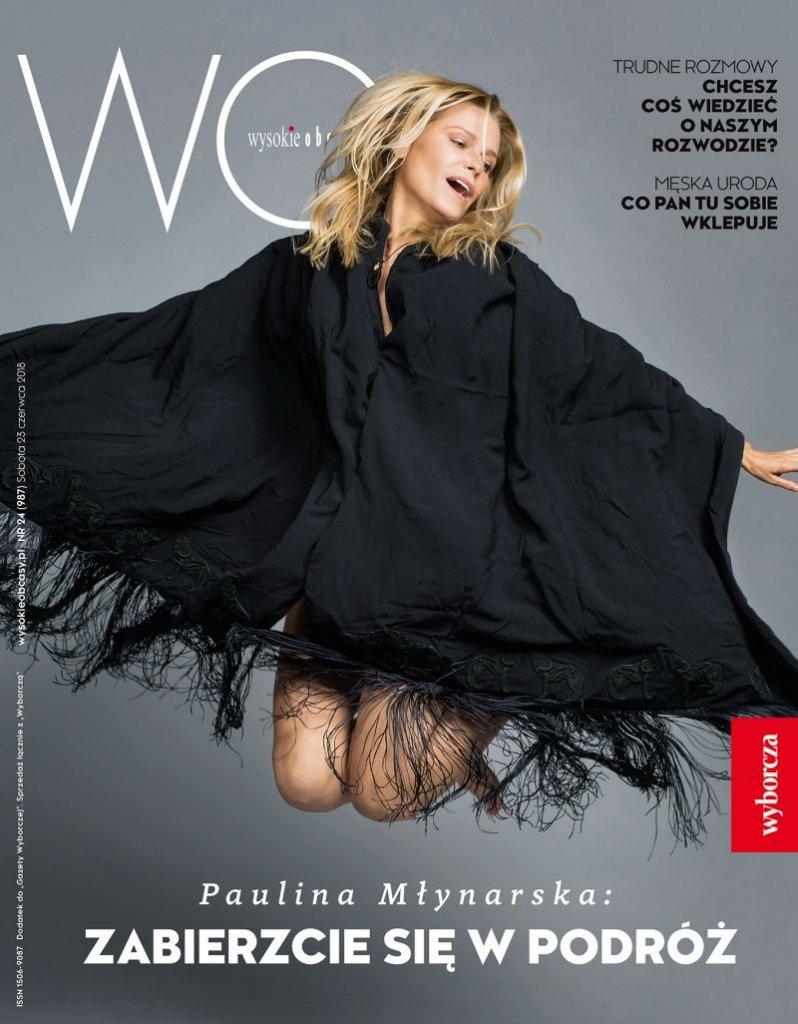 """""""Dziewczyny w podróży"""" i Paulina Młynarska w najnowszych """"Wysokich Obcasach"""""""