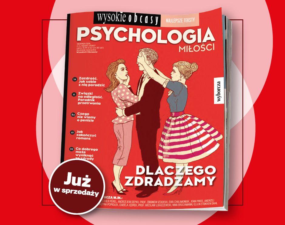 """""""Psychologia miłości"""""""