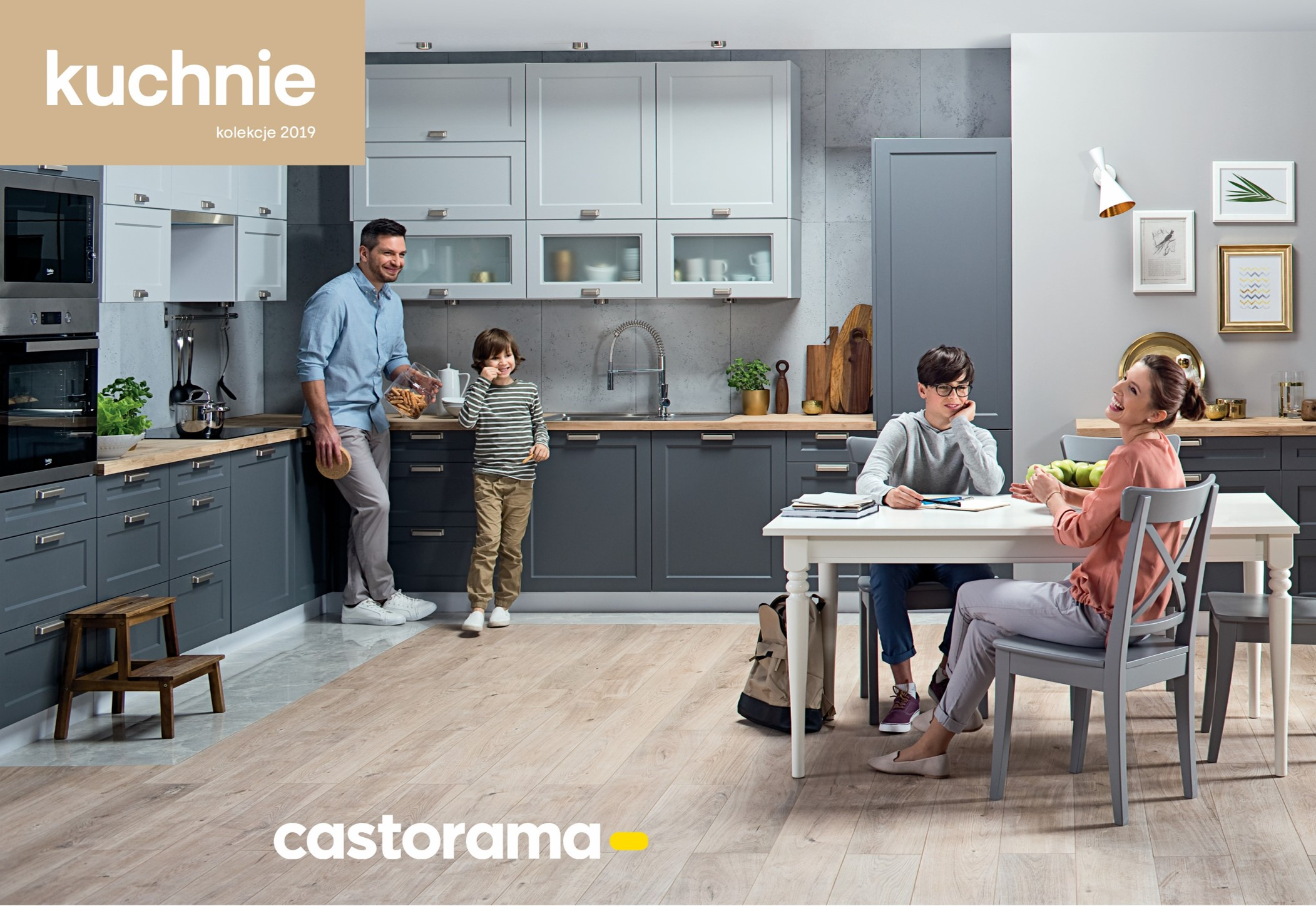 Kuchnia Na Miarę Twoich Potrzeb Od Castoramy Portal