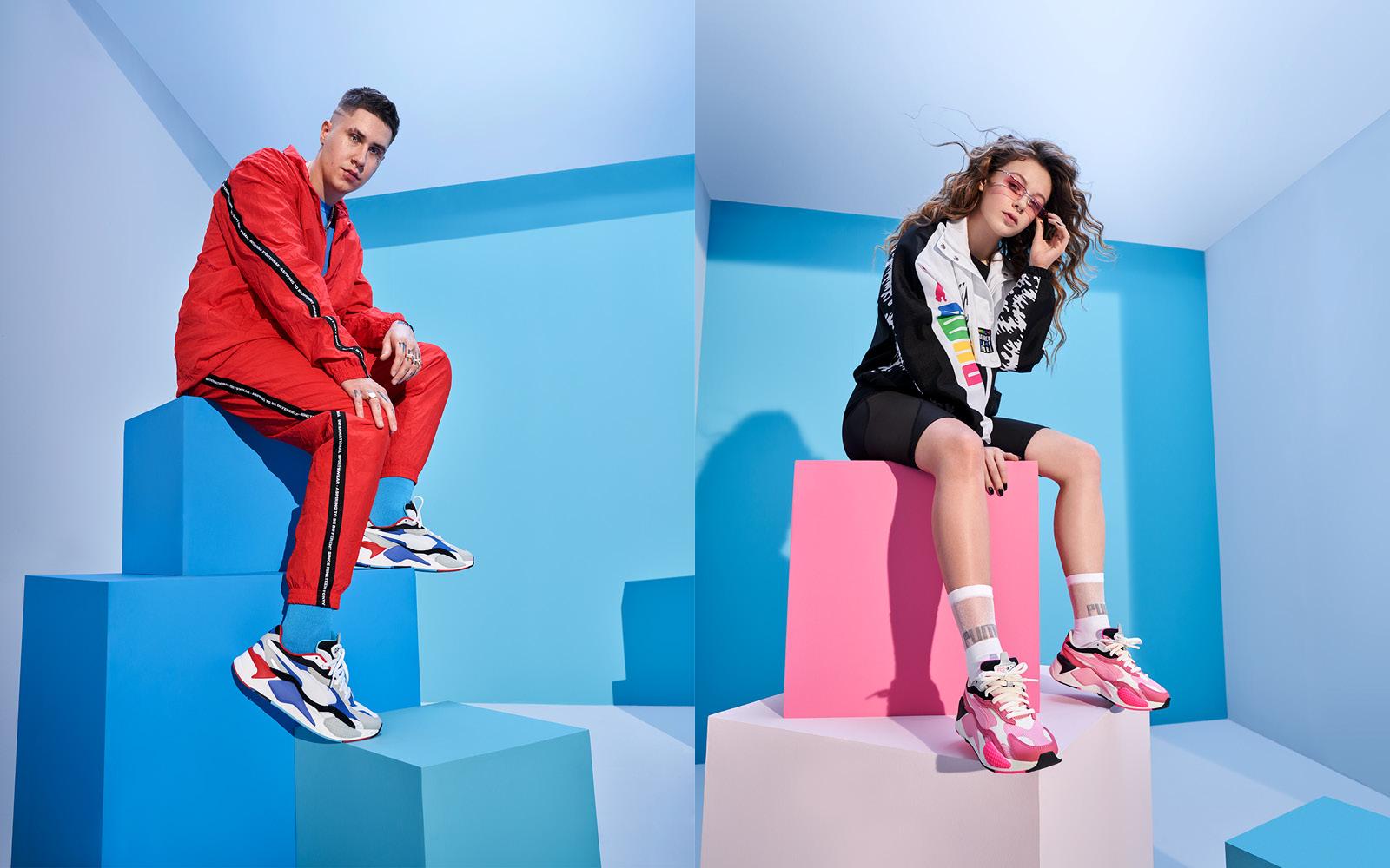 Lokalna kampania marki Puma dla Sizeer z udziałem ReTo i